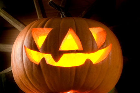 Happy Halloween! Keep Away Worry with Meditation