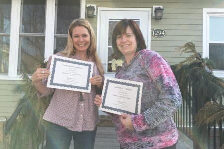 Occupational Therapists Complete The Power of the Mind in Healing Class