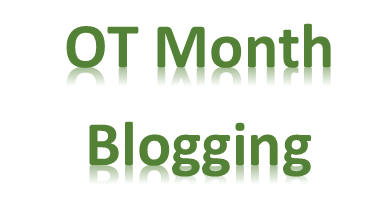 I Blogged All Month in April for OT Month!
