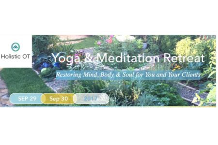Yoga & Meditation Retreat September 29 & 30
