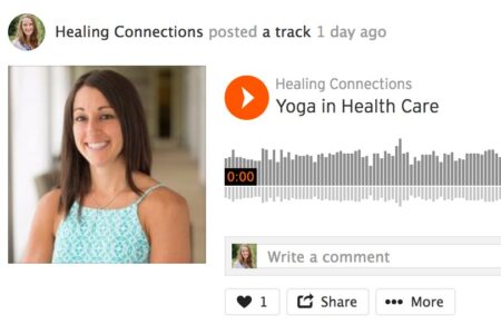 Yoga in Health Care Podcast