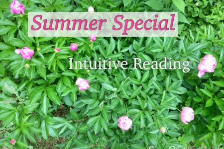New Intuitive Readings – Summer Special