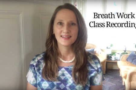 Breath Work Class Recording